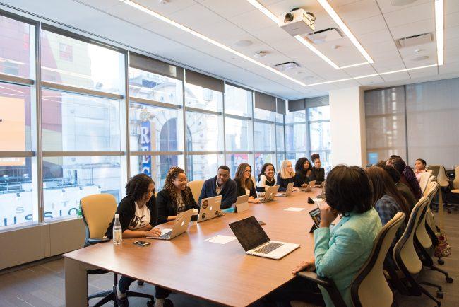 sanal ofis toplantı odası kullanımı