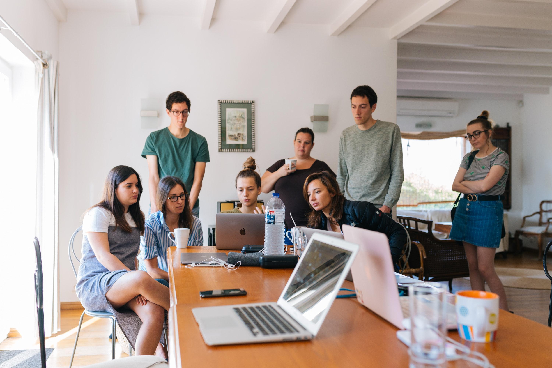 Coworking Space ucuz prestijli ofis