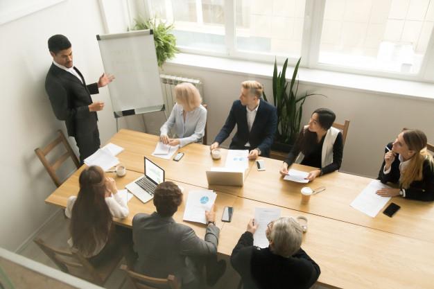 Saatlik Günlük Toplantı Odası Kiralama Hizmeti